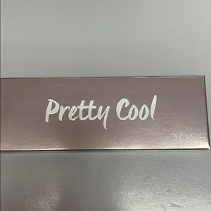 "Dose of Colors Eyeshadow Palette ""pretty cool"""